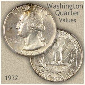 1932 Quarter Value