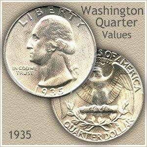 1935 Quarter Value