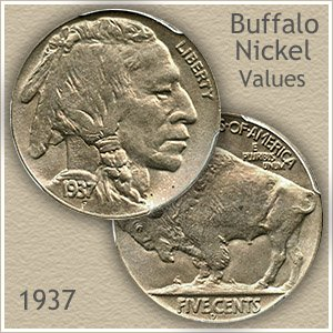 Uncirculated 1937 Nickel Value