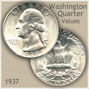 1937 Quarter Value