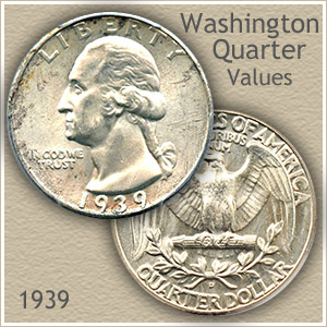 1939 Quarter Value