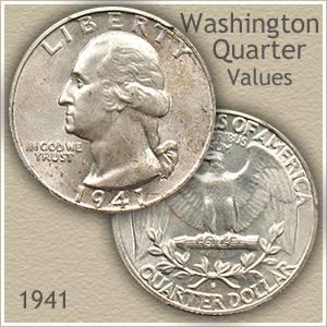 1941 Quarter Value | Discover Their Worth