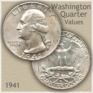1941 Quarter Value