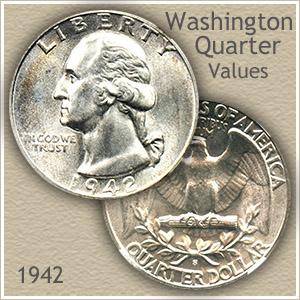 1942 Quarter Value