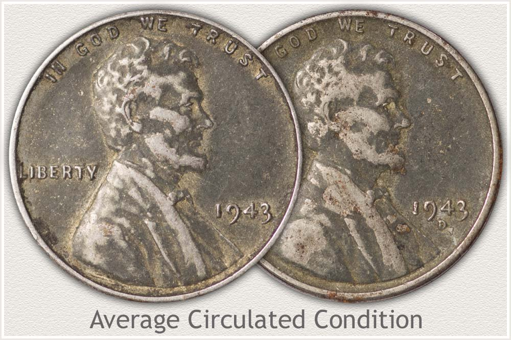 Collectible Grade Lincoln Pennies
