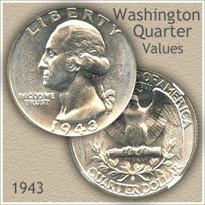 1943 Quarter Value
