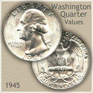 1945 Quarter Value