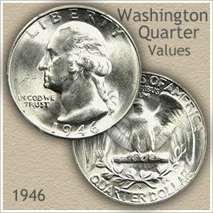 1946 Quarter Value