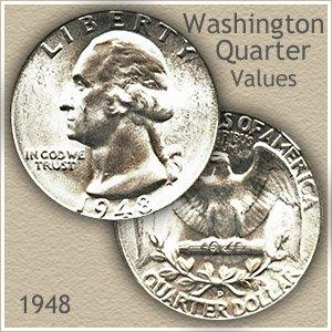 1948 Quarter Value