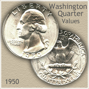 1950 Quarter Value Discover Their Worth