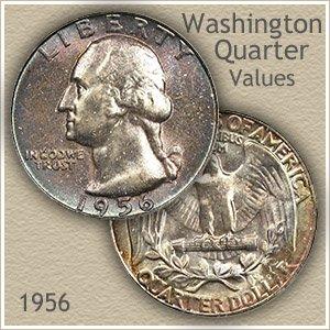 1956 Quarter Value