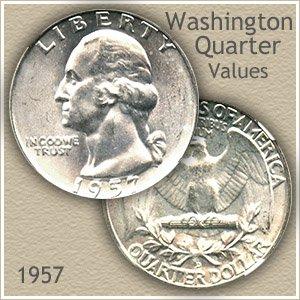1957 Quarter Value