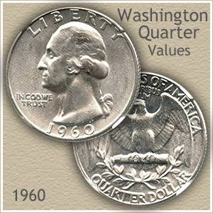 1960 Quarter Value