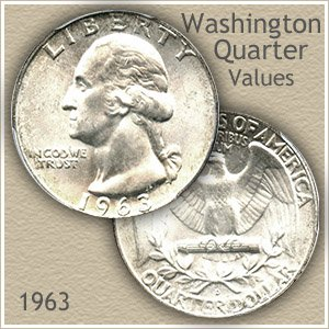 1963 Quarter Value