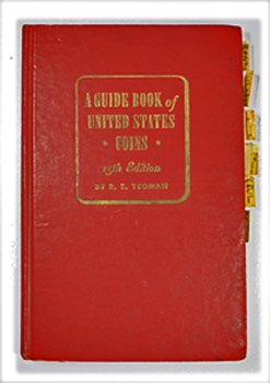 1962 Guide Book of US Coins