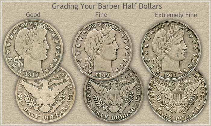Rising Barber Half Dollar Value