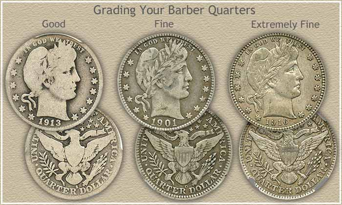 Visit...  Video | Grading Barber Quarters