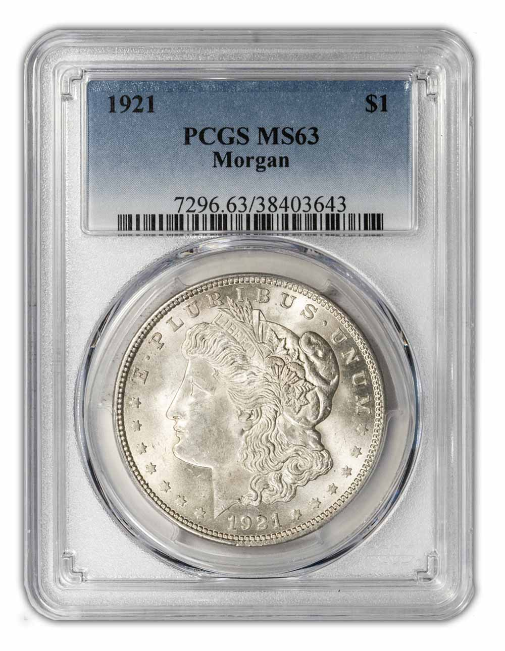 Image of PCGS Slab