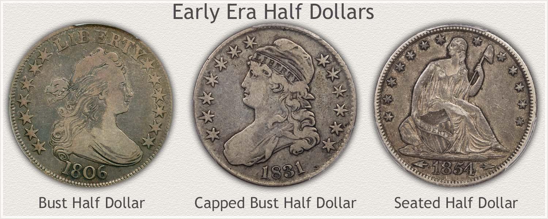 Early Era Half Dollars