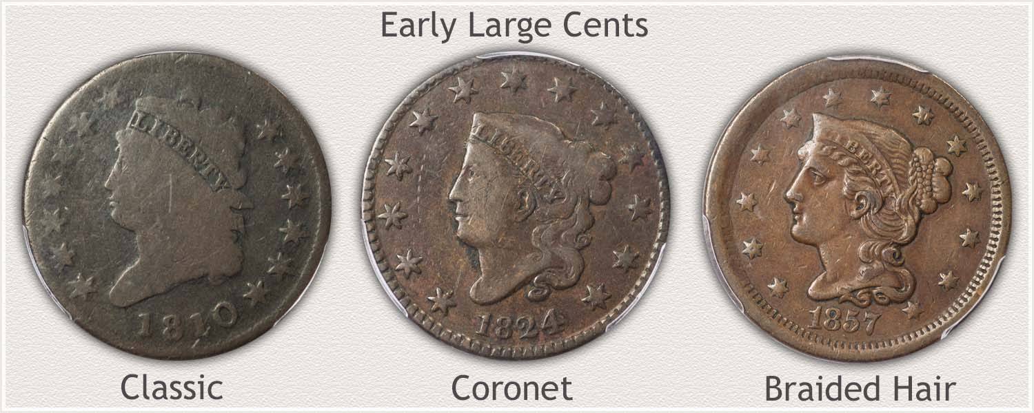 Early Large Cents