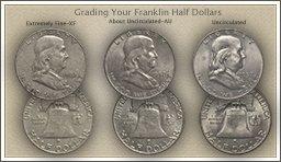 Visit...  Video-Grading Franklin Half Dollars