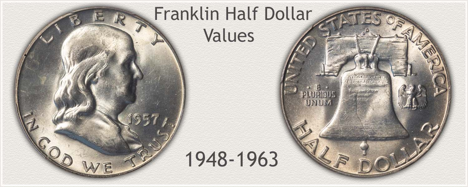 Collector Grade Franklin Half Dollar