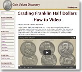 How to Grade Franklin Half Dollars