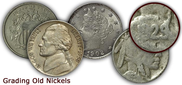 Grading Old Nickels