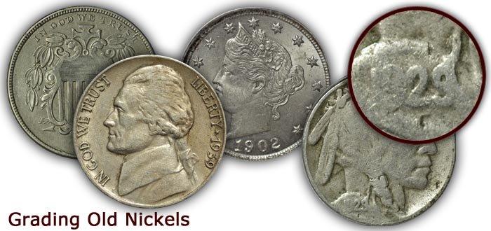 Grading Old Nickels