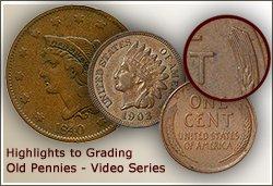 Visit...  Grading Old Pennies