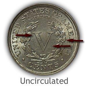 Grading Reverse Uncirculated Liberty Nickels