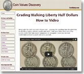 How to Grade Walking Liberty Half Dollars