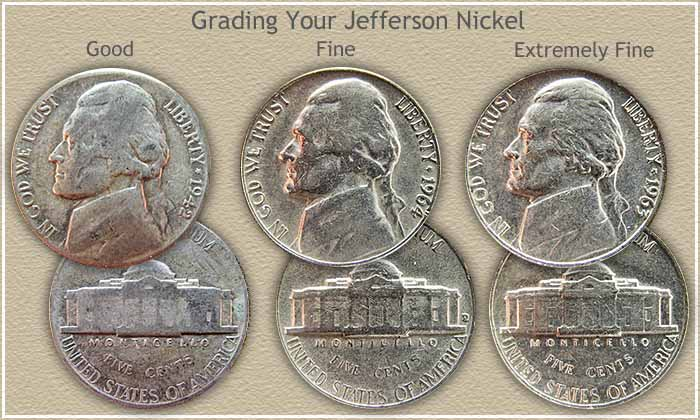 Grading Jefferson Nickels