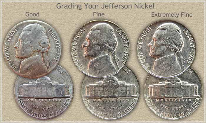 Grading Jefferson Nickels