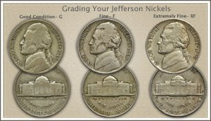Visit...  Video | Grading Jefferson Nickels