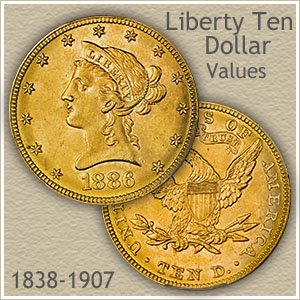 Liberty Ten Dollar Gold Coin
