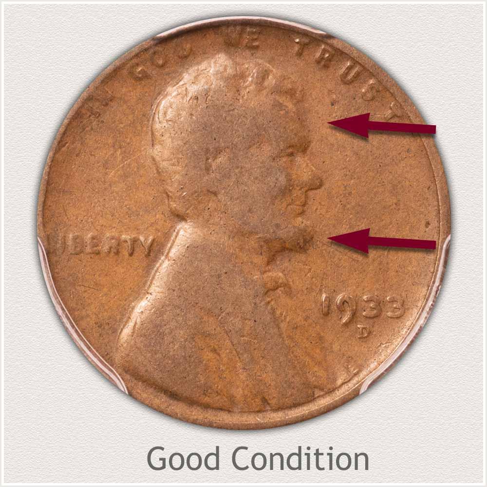 Good Grade Lincoln Penny