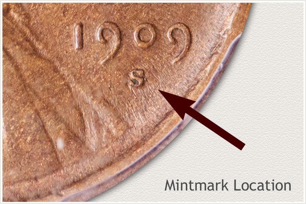 San Francisco Mint Lincoln Cent