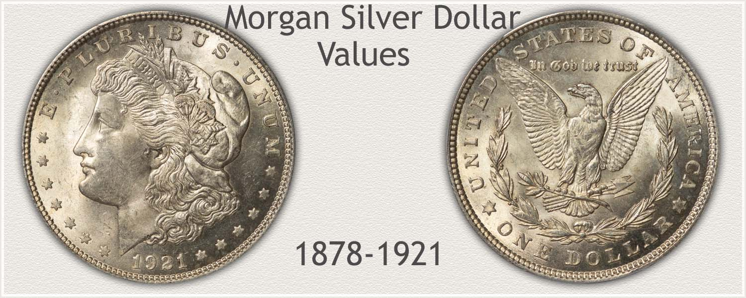 Morgan Silver Dollar Values