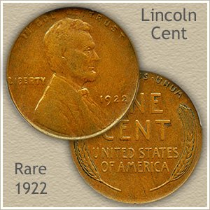 1922 Lincoln Penny