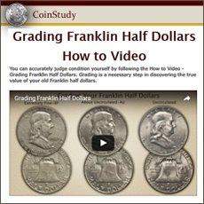 How to Grade Franklin Half Dollars
