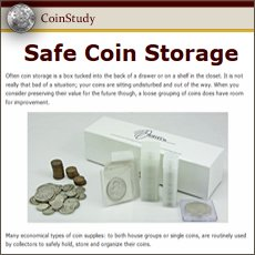 Visit...  Safe Coin Storage Recommendations