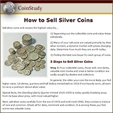 How to Sell Silver Coins