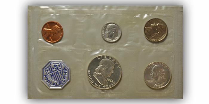 Proof 1962 Franklin Half Dollar
