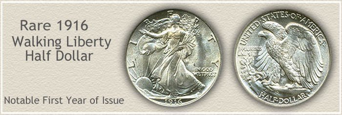 Rare 1916 Half Dollar Value at Auction