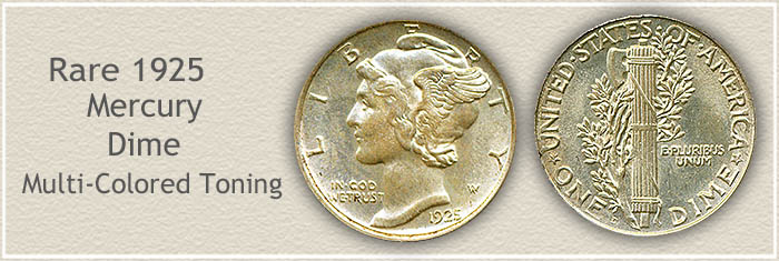 1925 Dime Value Discover Your Mercury Dime Worth