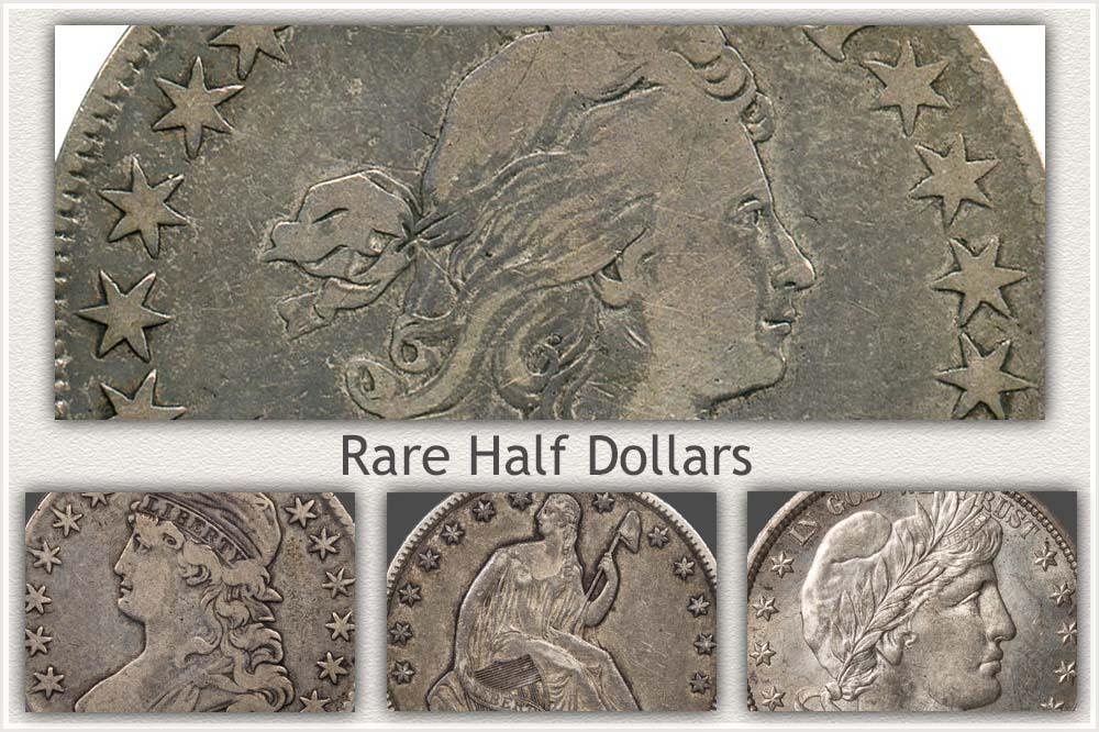 Rare Half Dollars