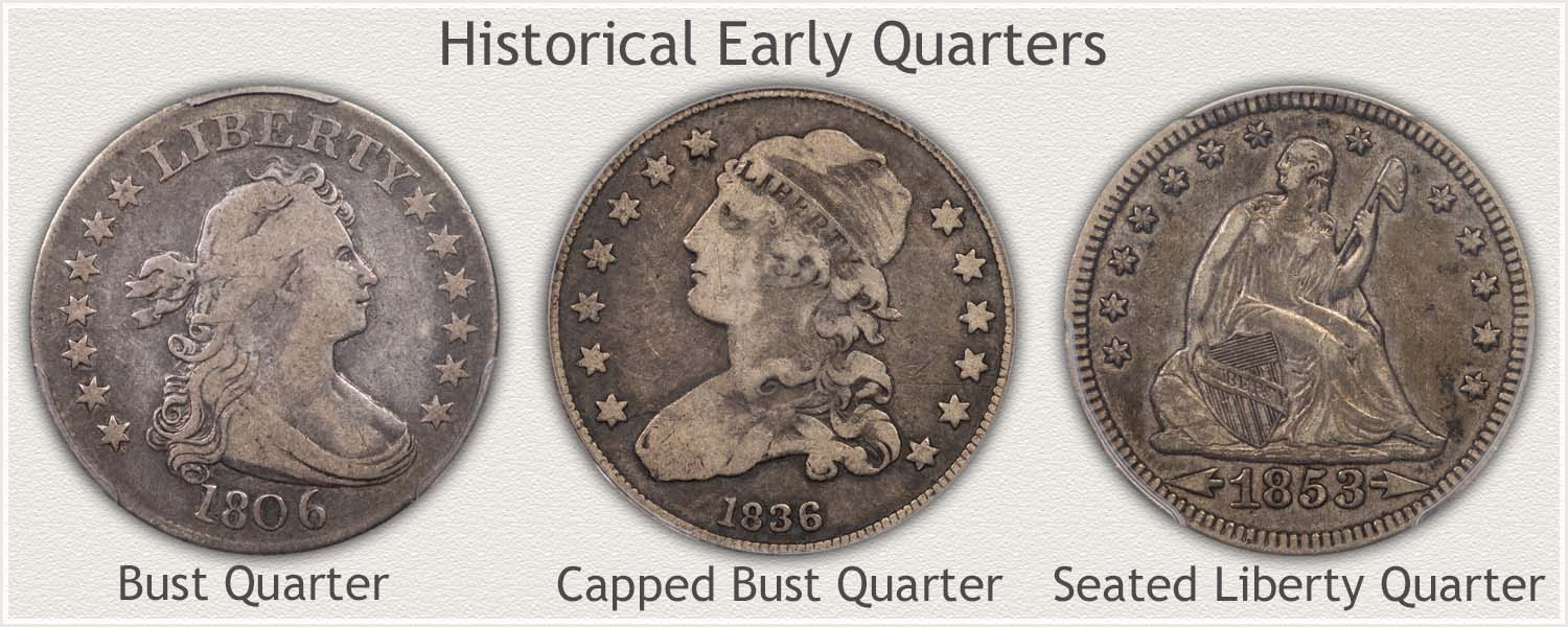 Early Quarter Dollars