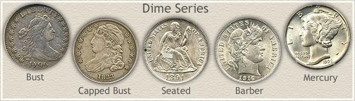 Classical Rare Dime Series