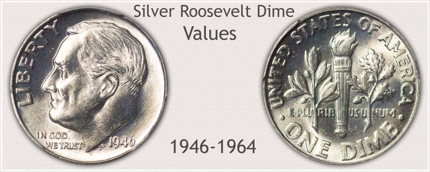 90/% SILVER COINS All 1947~1-WALKING LIBERTY HALF 3 QUARTER /& ROOSEVELT DIME!!